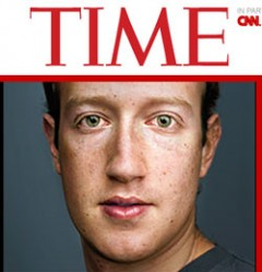 Time - Mark Zuckerberg - Person Of The Year