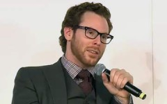 "Sean Parker - Facebook ""The Social Network"" Talk"