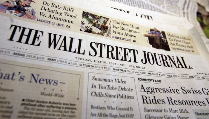 Wall Street Journal Creates A Honeypot For Sensitive Info, Doesn't Care If You Get Caught