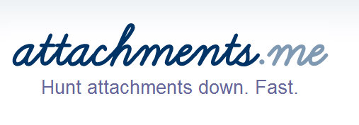 Attachments.me gives you an attachment-centric view of your e-mails