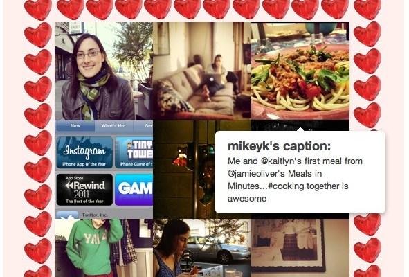 Instagram Valentines Day