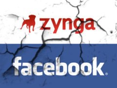 Zynga Facebook Revenue Earnings Q1 2012