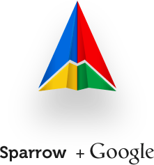 Google Buy Sparrow