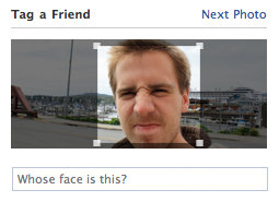 Facebook Facial Recognition