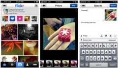 Flickr Photo Filters