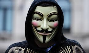 Anonymous attacking Facebook April 6