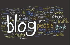 Rise of blogging
