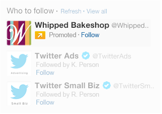 Twitter Self Serve Advertising