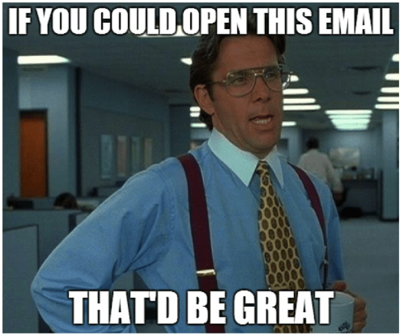 mistakes email marketers