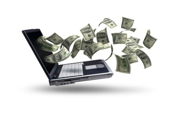 generate money with content online