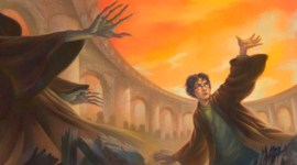 Las Portadas de Deathly Hallows