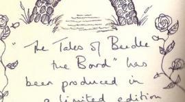 The Tales of Beedle the Bard vendido en 4 millones de dólares