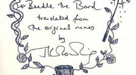 The Tales of Beedle the Bard está en Nueva York
