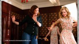 Emma Watson regresa al rodaje de Harry Potter y el Príncipe Mestizo