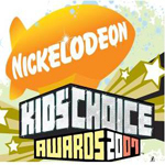 Serie de libros Harry Potter nominados al Kids' Choice Awards 2008