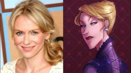 Naomi Watts Desmiente Ofrecimiento de Narcisa Malfoy para 'El Príncipe Mestizo'