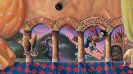 A la Venta Reproducciones Oficiales de Portadas de Harry Potter de Mary GrandPré