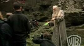 HP6: Detalles de Escenas en la Cueva y Conversación del Joven Riddle con Slughorn