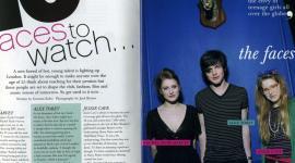 Jessie Cave Habla sobre su Beso con Rupert Grint en 'El Misterio del Príncipe'