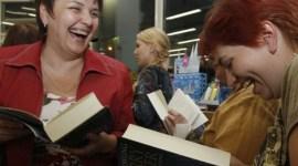 Libros de Harry Potter, Votados como la Lectura Secreta Favorita de los Adultos