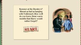 Scholastic Recibe el Verano con Nuevo Quiz de Harry Potter en su Website Oficial