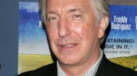 Alan Rickman asiste a la Premiere de 'Bottle Shock' en New York