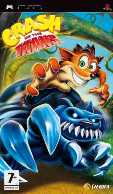 Recomendación de Videojuegos: 'Crash of the Titans'!