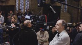 Nueva fotografía promocional de Dumbledore en 'El Misterio del Príncipe'