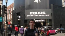 Reseña: Una Tarde junto a 'Equus' en Londres