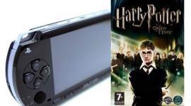 Nueva Consola PSP-3000 Incluirá un Videojuego de 'Harry Potter' Integrado