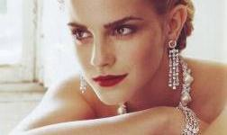 Emma Watson Habla de su Pasión por el Arte y el Modelaje de Alta Costura