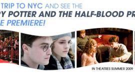 Nuevo Concurso para Asistir a la Premier de 'Harry Potter y el Misterio del Príncipe'