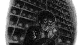 Serie de Harry Potter 128/199: 'El Departamento de Misterios'