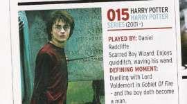 Harry Potter y Lord Voldemort entre los 100 Mejores Personajes de Películas