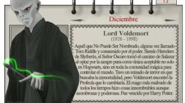 Lord Voldemort – Mago del Mes Diciembre