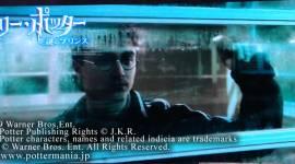 Nuevo Trailer de 'Harry Potter y el Misterio del Príncipe' se Proyecta en Japón