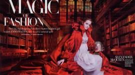 Nuevas Imágenes de Emma Watson en Sesión Fotográfica para 'Harper's Bazaar'