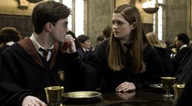 Harry Potter y Ginny Weasley, entre las 5 Parejas Más Románticas de la Literatura