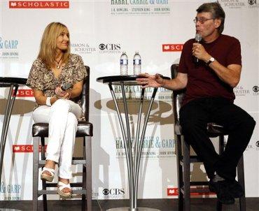 Autor Stephen King Opina acerca del Trabajo de JK Rowling y Stephenie Meyer