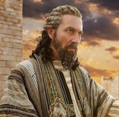 HP7: Ciarán Hinds como Aberforth Dumbledore; Nick Moran como Scabior!