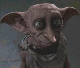 Confirmado Regreso de Dobby para Ambas Películas de 'Las Reliquias de la Muerte'!