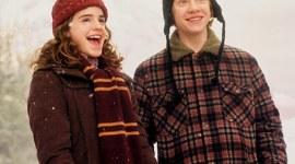 Ron Weasley y Hermione Granger, entre las 5 Parejas del Cine con Más «Química»