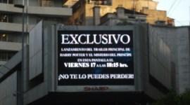 Reportaje del Estreno del Trailer Final de 'El Misterio del Príncipe' en Chile