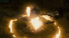 Ataque a 'La Madriguera' escena más destacable en 'Harry Potter y el Misterio del Príncipe'