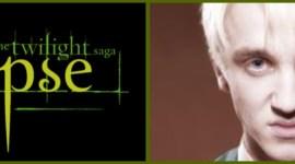 ¿Tom Felton se Une Al Reparto de 'The Twilight Saga: Eclipse'?