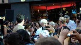 Tom Felton y Evanna Lynch Asisten a Premiere de 'Harry Potter y el Misterio del Príncipe' en Grecia