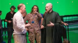 Nuevas Imágenes del Rodaje de 'Harry Potter y la Orden del Fénix'