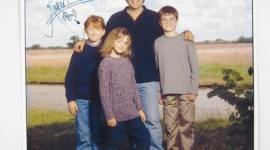 Fotografía Nunca Antes Vista de Chris Columbus, Daniel Radcliffe, Emma Watson y Rupert Grint