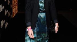 Bonnie Wright asiste a fiesta Diesel:U:Music World Tour