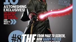 Total Film: 'Harry Potter' en Portada como la Franquicia de la Década!